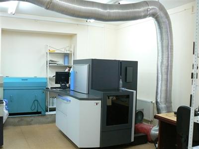 Изображение Цифровая машина HP Indigo press 1050