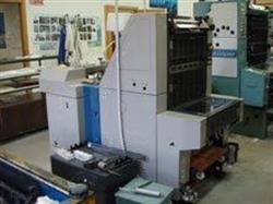 Изображение 1 красочная офсетная машина RYOBI 510