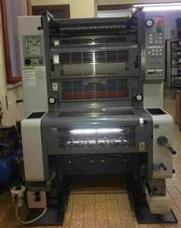 Изображение 1 красочная офсетная машина RYOBI 520-X