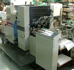 Изображение 2 красочная офсетная машина RYOBI 522