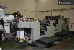 Изображение 4 красочная офсетная машина AURELIA 500-4