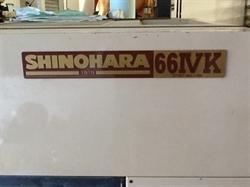 Изображение 4 красочная офсетная машина FUJI-SHINOHARA 66--4