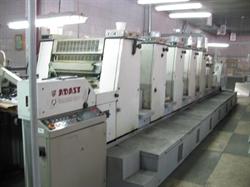 Изображение 5 красочная офсетная машина ADAST 856P