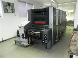 Изображение 5 красочная офсетная машина HEIDELBERG SM-52-5
