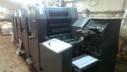 Изображение 5 красочная офсетная машина HEIDELBERG PM-52-5