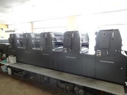 Изображение 5 красочная офсетная машина HEIDELBERG MOFPPH