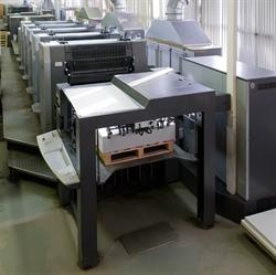 Изображение 5 красочная офсетная машина HEIDELBERG SM-102-5-L