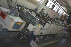Изображение 5 красочная офсетная машина KOMORI L528