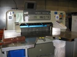 Изображение Резальная машина POLAR 115-EMC