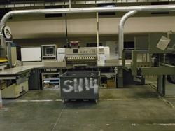 Изображение Резальная машина POLAR 137-ED