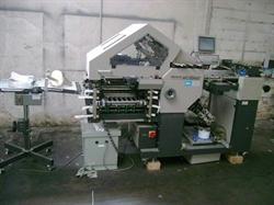 Изображение Фальцевальная машина HORIZON AFC-504-AKT