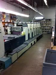 Изображение 5 красочная офсетная машина KOMORI L-526-LX