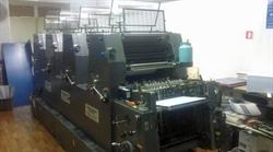 Изображение 4 красочная офсетная машина HEIDELBERG GTOVP-46-