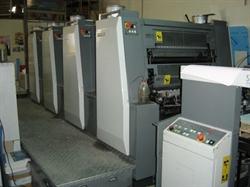Изображение 4 красочная офсетная машина KOMORI SPICA-429P
