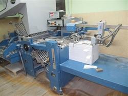 Изображение Фальцевальная машина MBO K-760