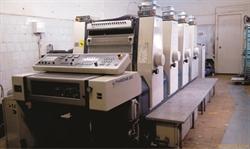 Изображение 4 красочная офсетная машина KOMORI L420