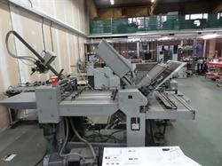 Изображение Фальцевальная машина STAHL T-52-4-4