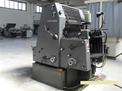 Изображение 1 красочная офсетная машина HEIDELBERG GTO-46