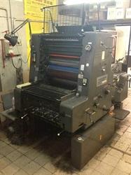Изображение 1 красочная офсетная машина HEIDELBERG MOE