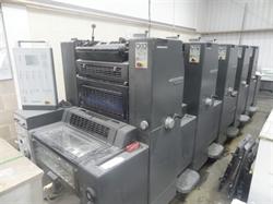 Изображение 5 красочная офсетная машина HEIDELBERG PM-52--5P