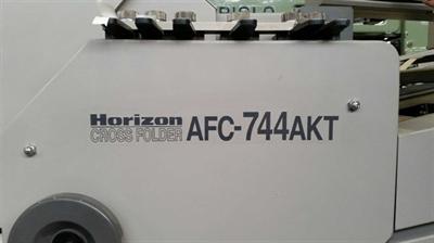Изображение Фальцевальная машина HORIZON AFC-744-AKT