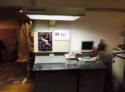 Изображение 4 красочная офсетная машина KOMORI L428