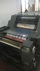 Изображение 1 красочная офсетная машина HEIDELBERG KOR