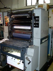 Изображение 1 красочная офсетная машина RYOBI 520
