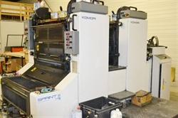Изображение 2 красочная офсетная машина KOMORI S228P
