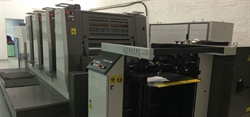 Изображение 4 красочная офсетная машина KOMORI LS429