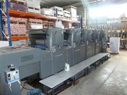 Изображение 5 красочная офсетная машина HEIDELBERG MOFPH