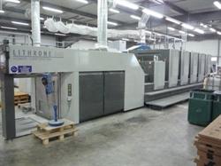 Изображение 5 красочная офсетная машина KOMORI GL-540-HC