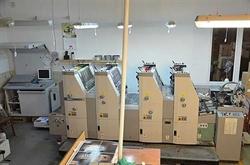 Изображение 4 красочная офсетная машина HAMADA B452-II