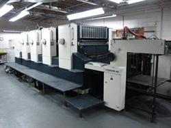 Изображение 4 красочная офсетная машина KOMORI L440