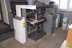 Изображение 2 красочная офсетная машина Komori Sprint GS228