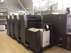 Изображение 4 красочная офсетная машина Heidelberg sm52-4