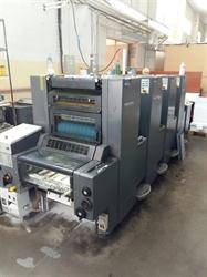 Изображение 4 красочная офсетная машина Heidelberg sm52-4P3