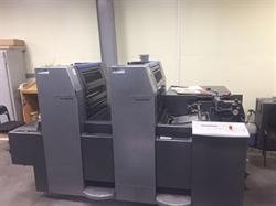 Изображение 2 касочная офсетная машина Heidelberg SM52-2