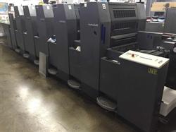 Изображение 5 красочная офсетная машина Heidelberg 52-5LP2 UV