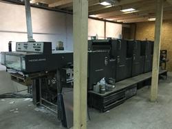 Изображение 4 красочная офсетная машина Heidelberg MOVH L