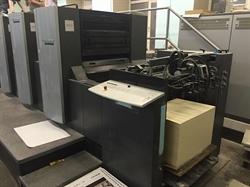Изображение 4 красочная офсетная машина Heidelberg SX 74-4H