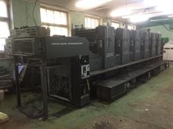 Изображение 6 красочная офсетная машина Heidelberg SM72-6 P2