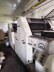 Изображение 4 красочная офсетная машина Man Roland 204 TOB