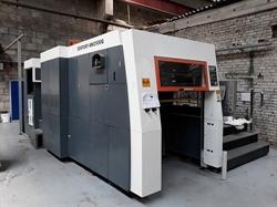 Изображение Автоматическая плосковысекательная машина с секцией полного удаления облоя, модель MWZ-1050Q