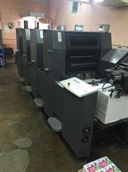Изображение 4 красочная офсетная машина Heidelberg PM52-4
