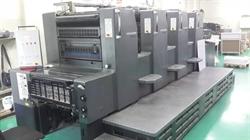 Изображение 4 красочная офсетная машина Heideleberg PM74-4