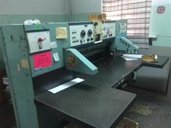 Изображение резальная машина Seypa 115-3