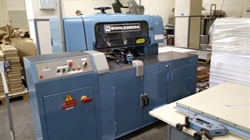Изображение Трехножевая резательная машина Wohlenberg 43 A43
