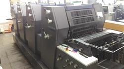 Изображение 4 красочная офсетная машина Heidelberg GTO 52-4
