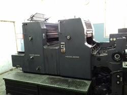 Изображение 2 красочная офсетная машина Heidelberg MOZP